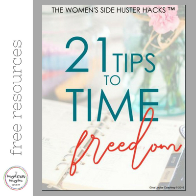 21 tips to time freedom