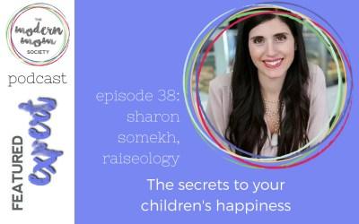 Episode 38: Sharon Somekh, Raiseology