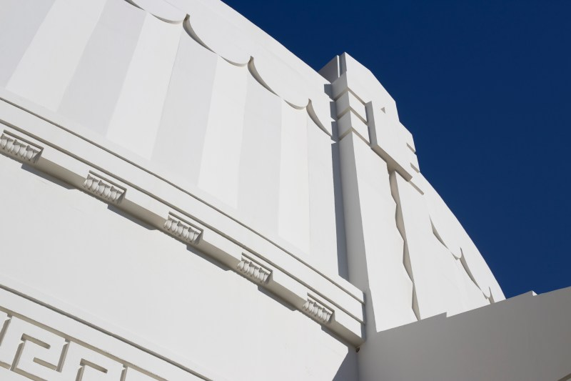 Small moments of design at the Griffith Observatory