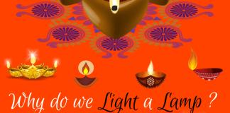 DEEPAM - WHY DO WE LIGHT A LAMP