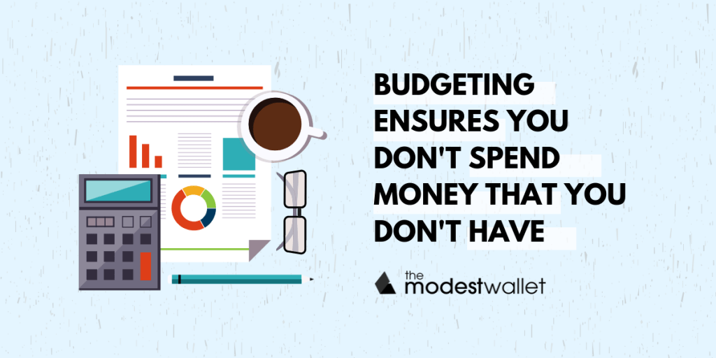 What is the purpose of budgeting