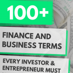 Finance and Business Terms you Must Know