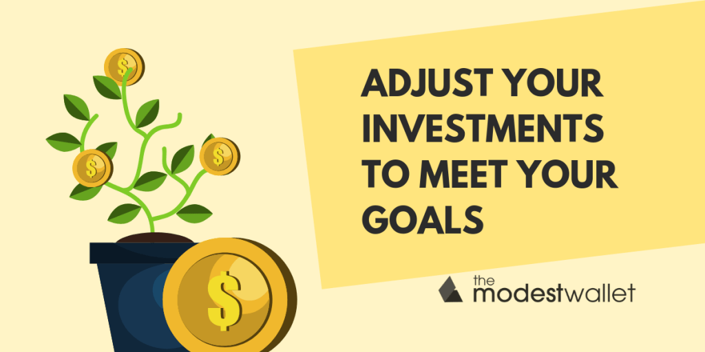 Adjust Your Investments