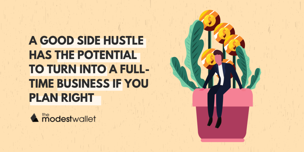 Make Money With a Side Hustle