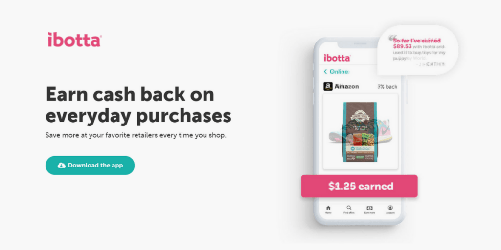 Make Money With Ibotta