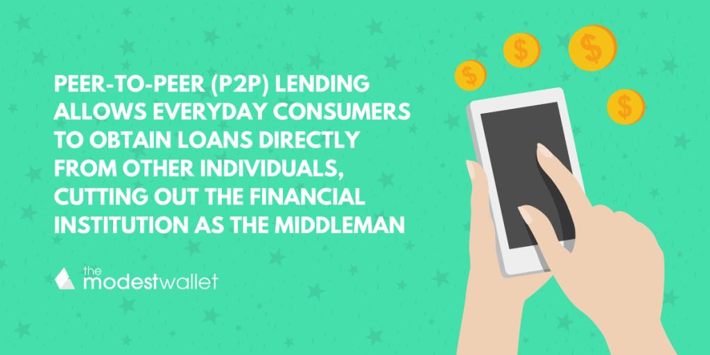 What is Peer to Peer Lending