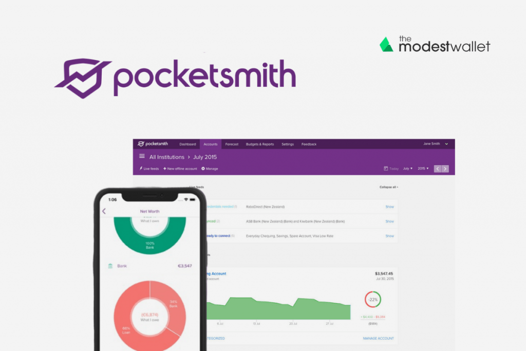 PocketSmith Review