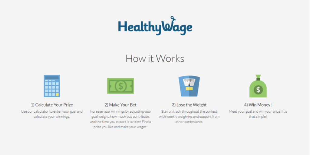 Make Money with HealthyWage