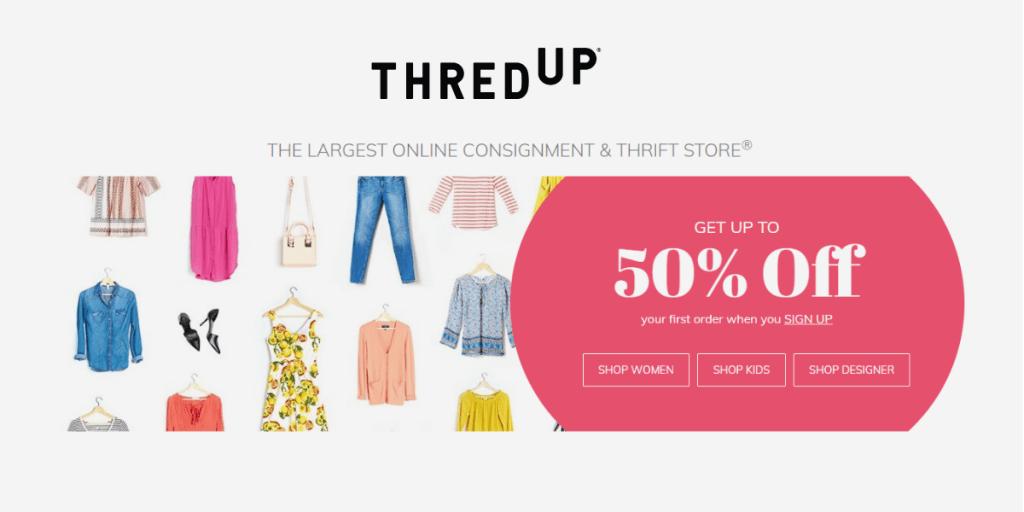 How Threadup Works?