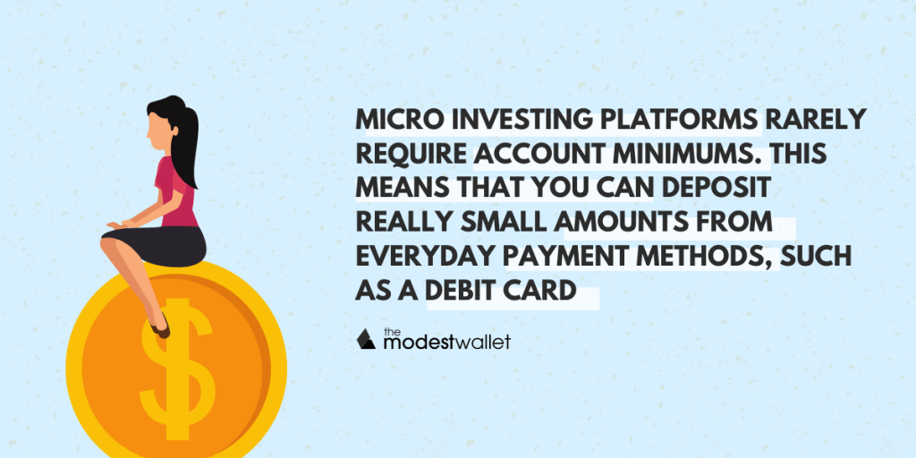How micro investing works?