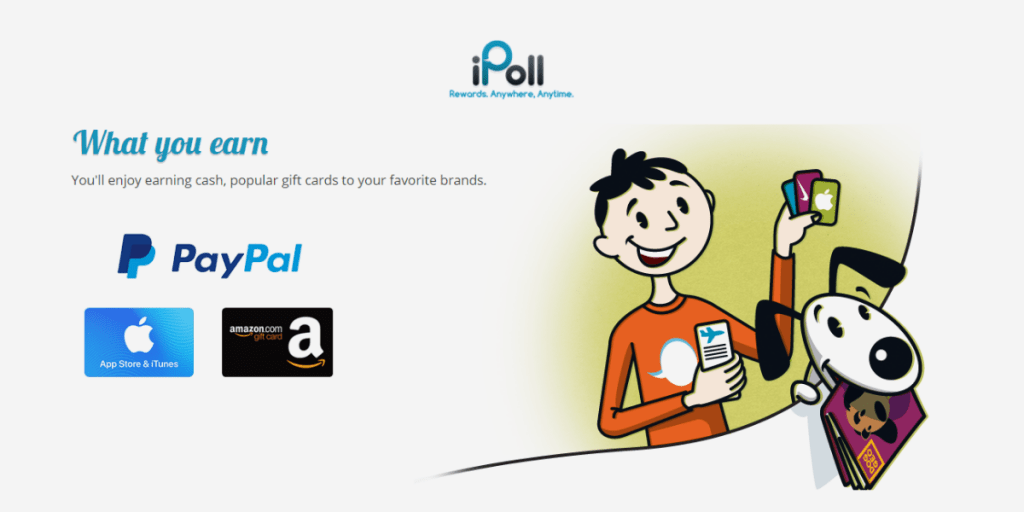 Get Free Amazon Gift Cards with iPoll