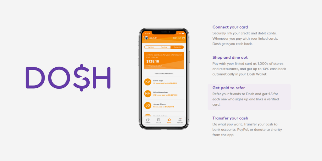 Earn Amazon gift cards with Dosh
