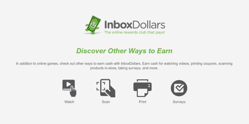 Cómo funciona InboxDollars