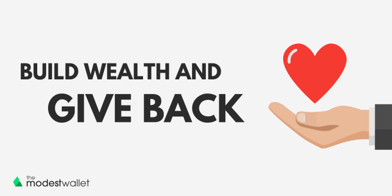 Build Wealth and Give Back