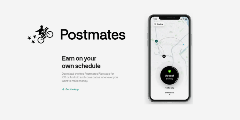 How Postmates Works