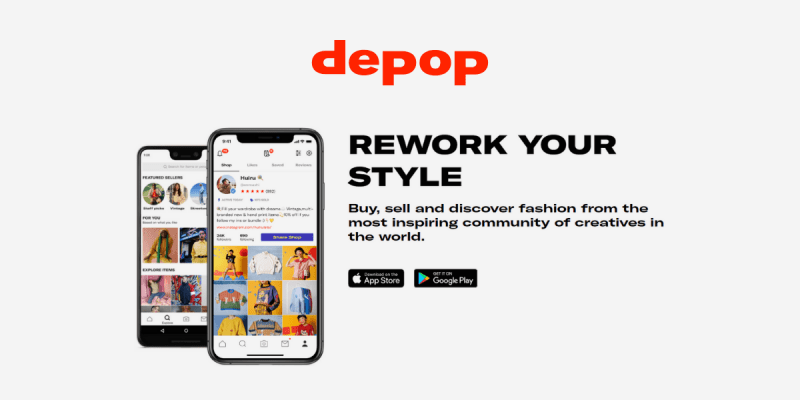 Best Apps to Sell Clothes Depop