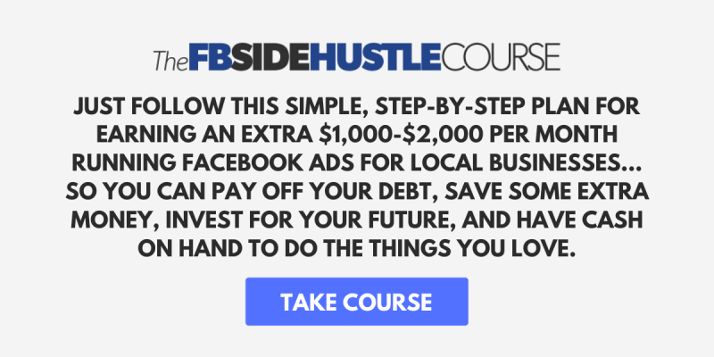 The FB Side Hustle - Curso Laptop Empires