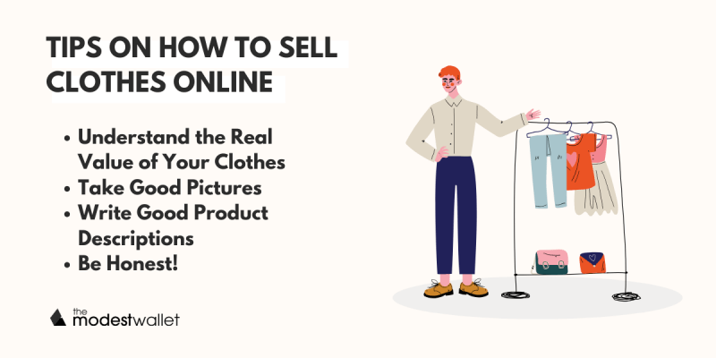Tips on How to Sell Clothes Online
