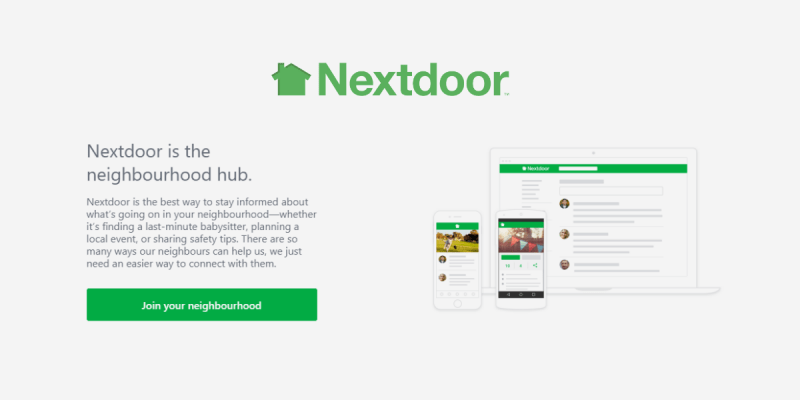 What is Nextdoor