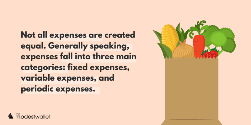 Not All Expenses Are Created Equal