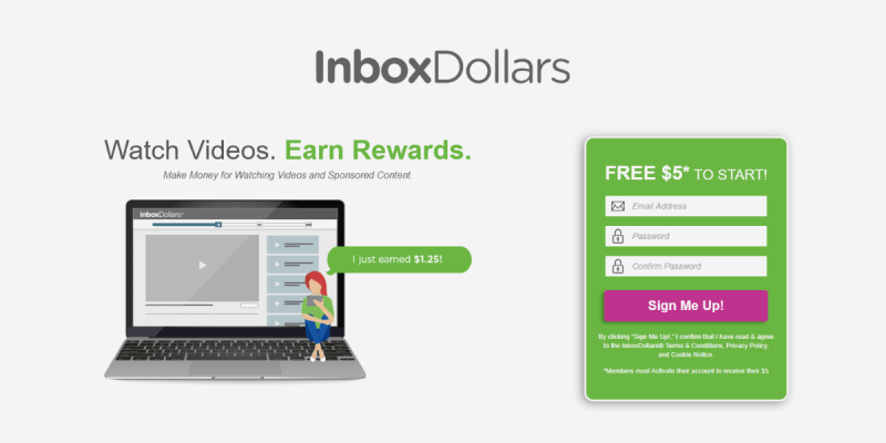 How InboxDollars Works - Watch Video and Get Paid
