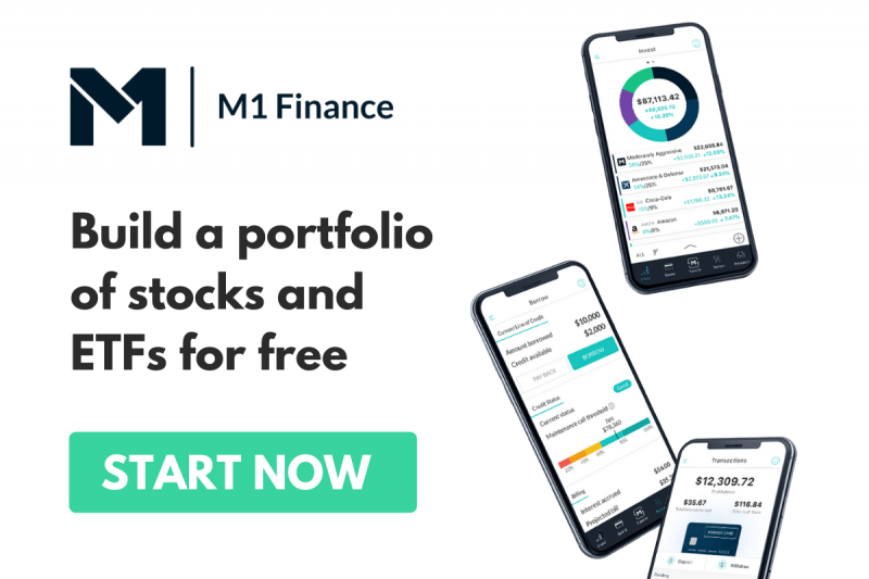 M1 Finance Ad