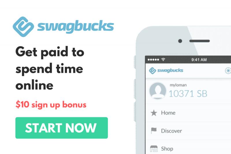 Swagbucks Ad