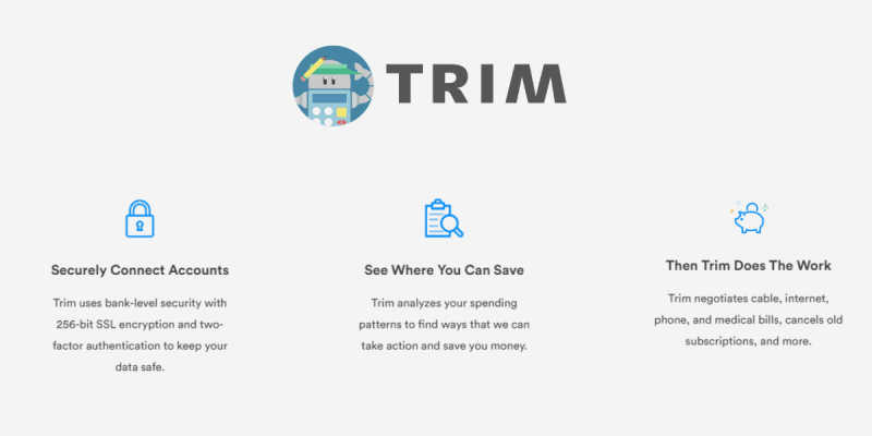 What is Trim