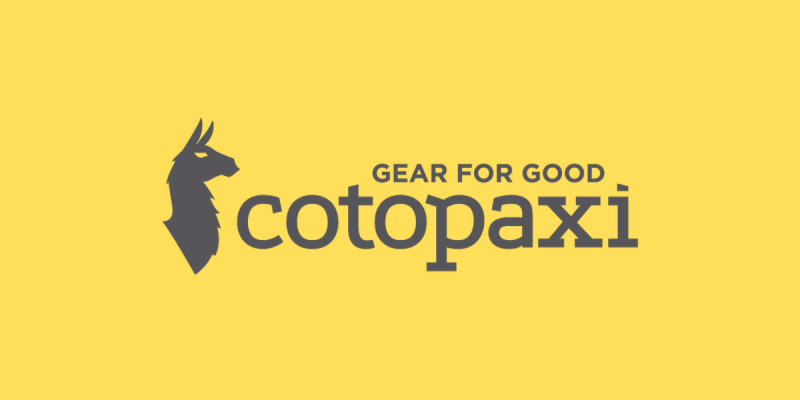 Cotopaxi Stickers