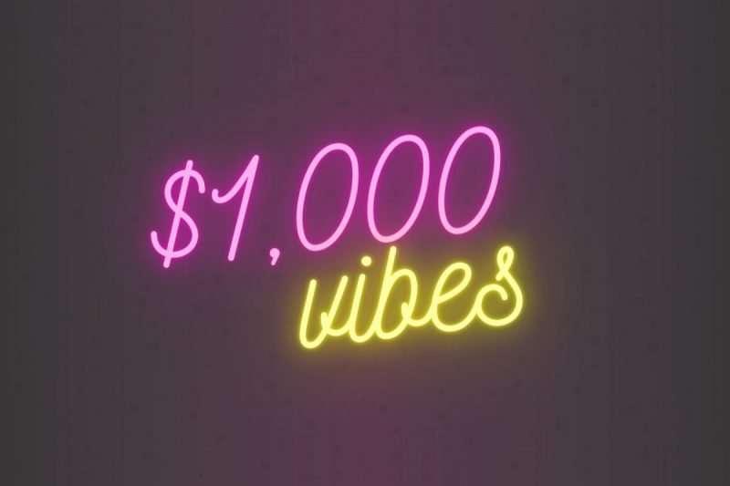 Gagnez 1000 $ rapidement