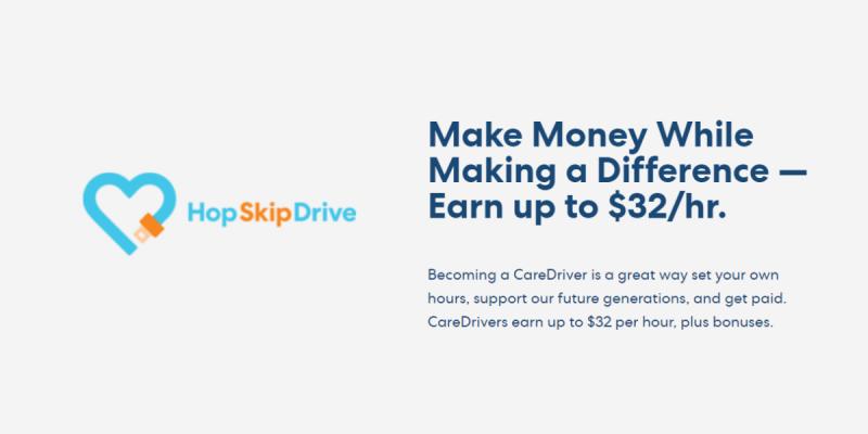 How HopSkipDrive Works