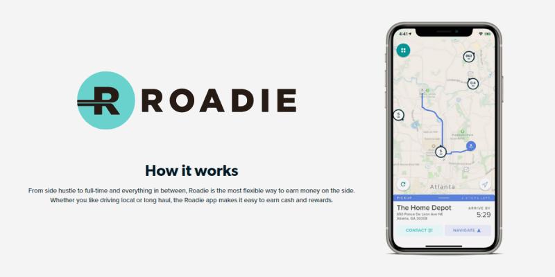 How Roadie Works