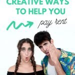 Creative Ways to Pay Rent