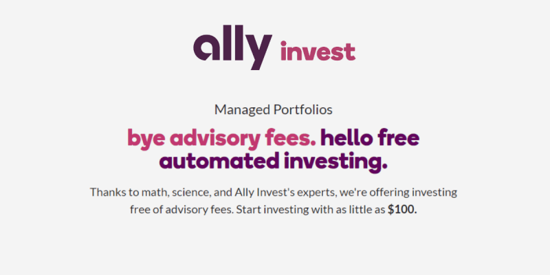 How Ally Invest Works