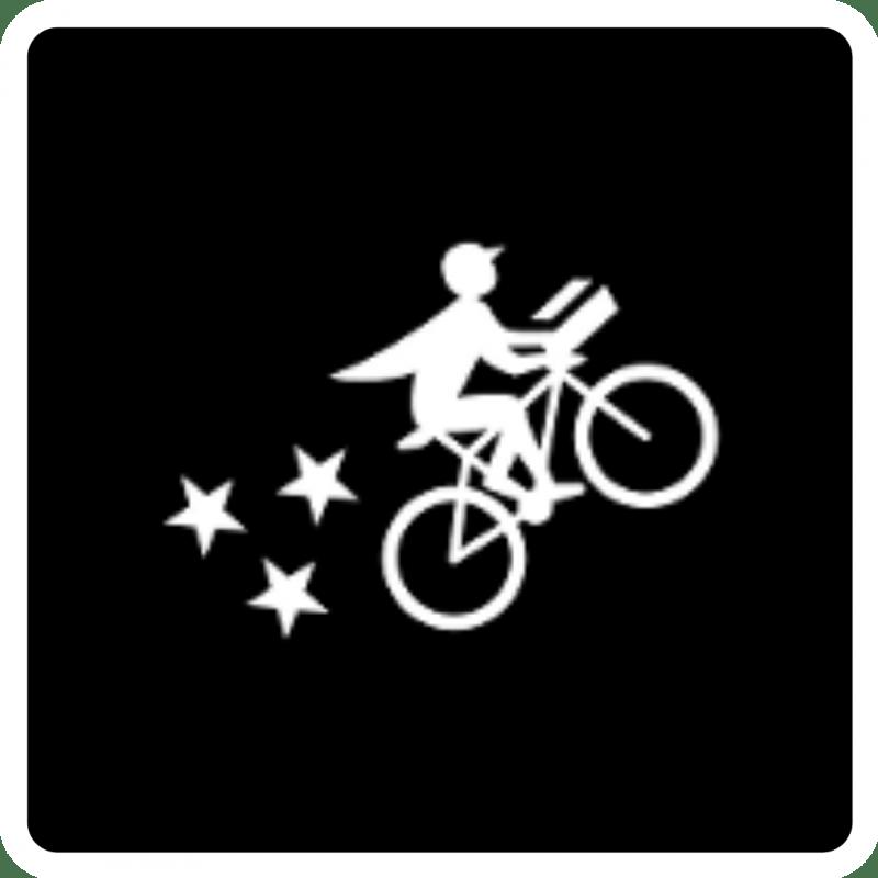 Postmates Icon Logo