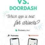Postmates vs. DoorDash: Which Side Hustle is Best For Drivers?