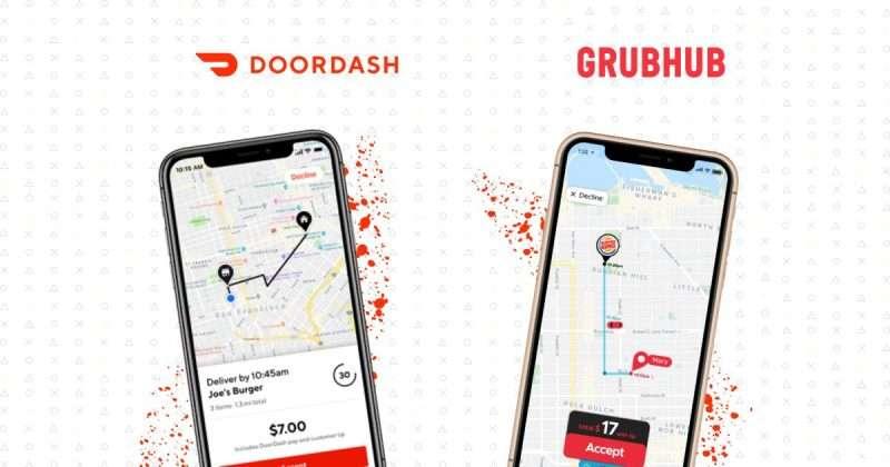 DoorDash vs Grubhub_ Which Side Hustle is Best For Drivers_