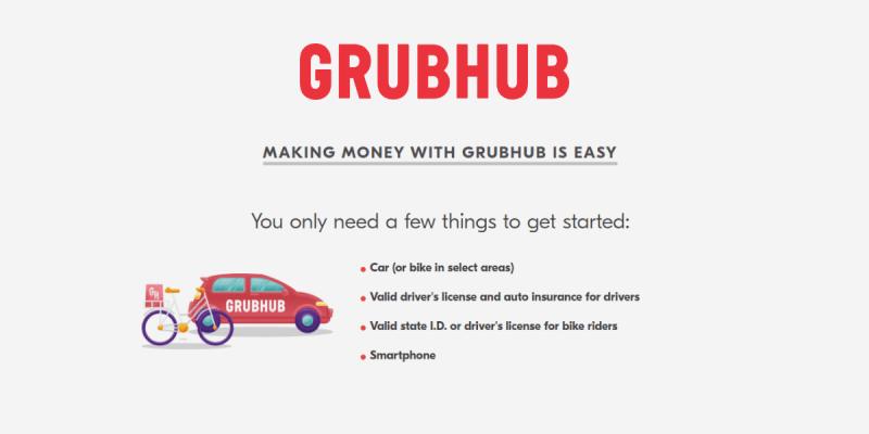 Grubhub vs DoorDash for Drivers
