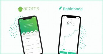 Robinhood vs Acorns Review