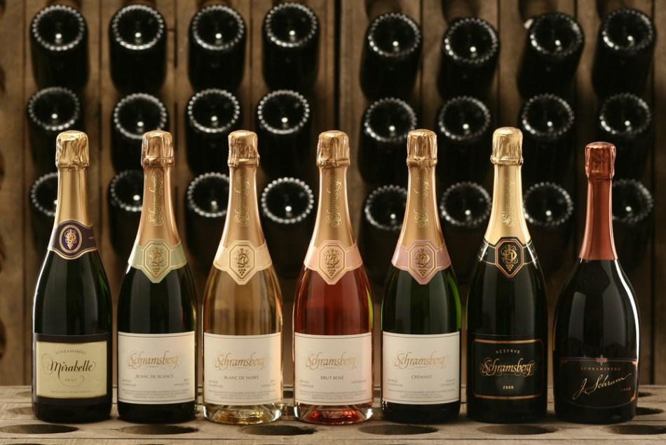 Schramsberg-bottles