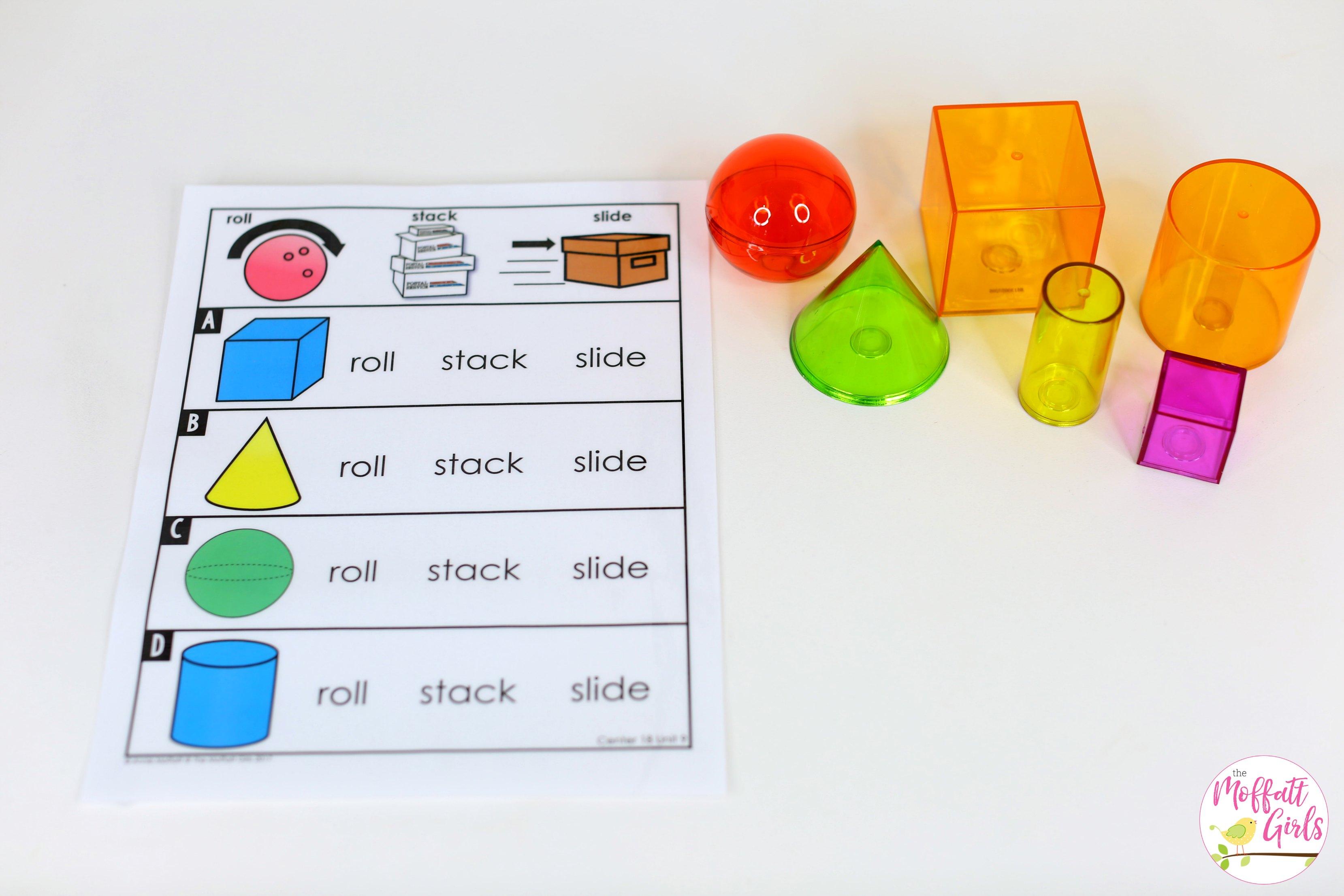 Roll Stack Or Slide Horizontal