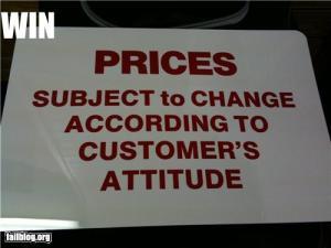 customers-attitude