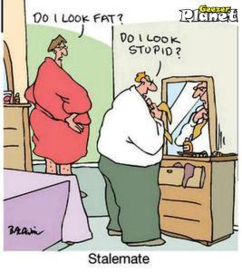 do i look fat