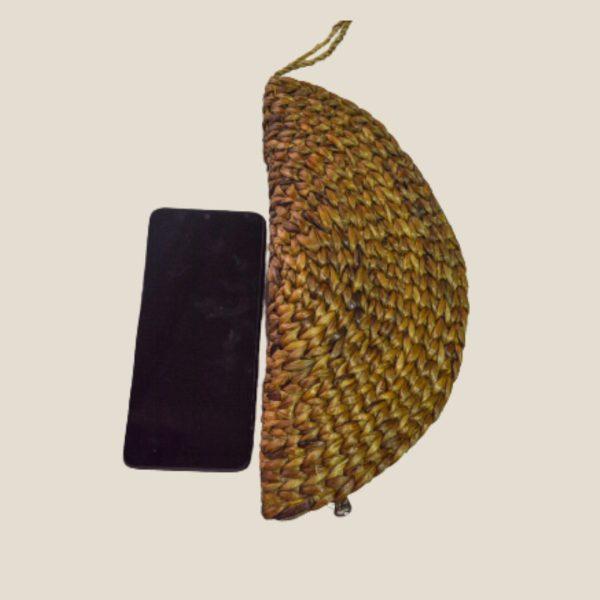Buy clutch purse hyacinth