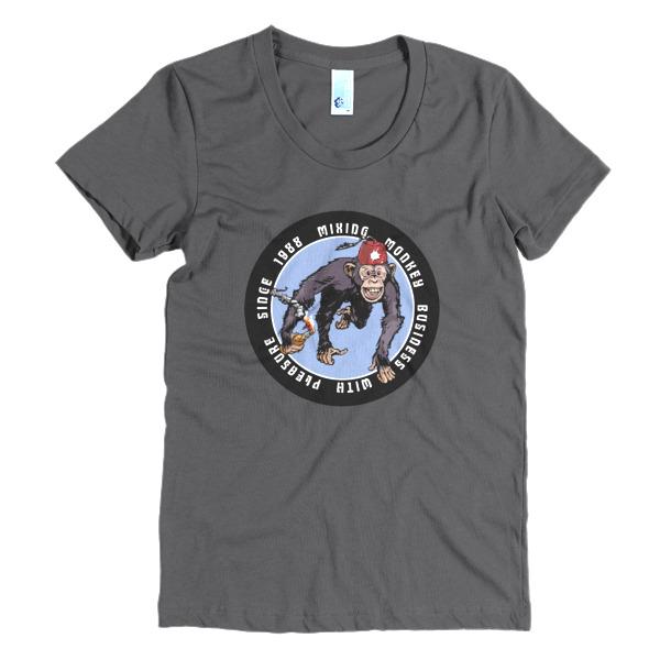 The Molotov Cocktail Hour  Women's short sleeve t-shirt