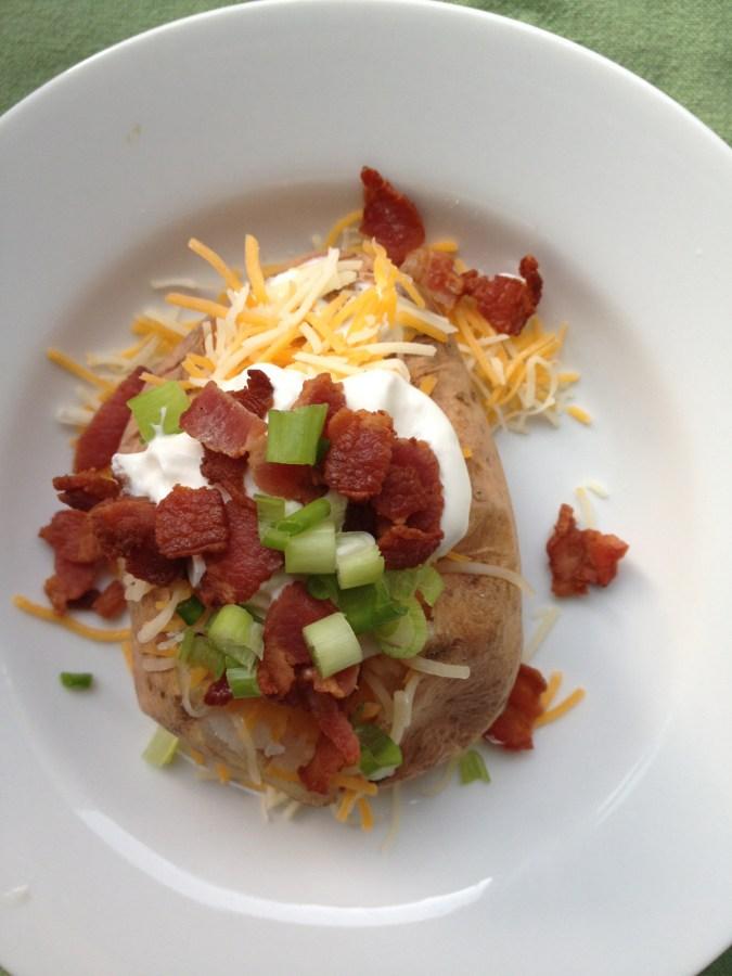 Baked Potato 101 Recipe The Mom 100