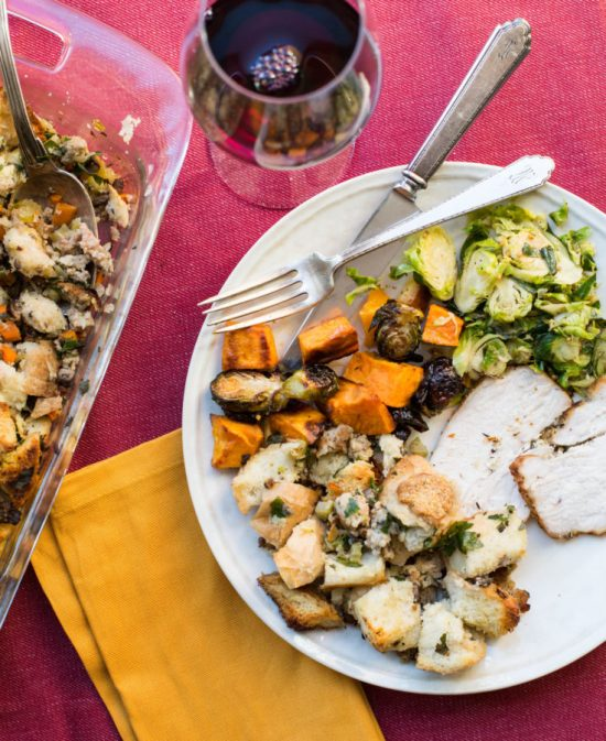 5 Great Thanksgiving Side Dishes / Sarah Crowder / Katie Workman / themom100.com