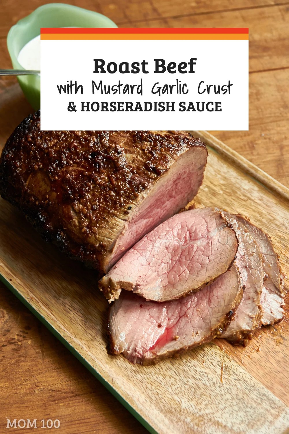 This simple roast beef has a 4-ingredient rub that creates a crusty glaze with wonderful flavor - and your kitchen will smell fantastic!