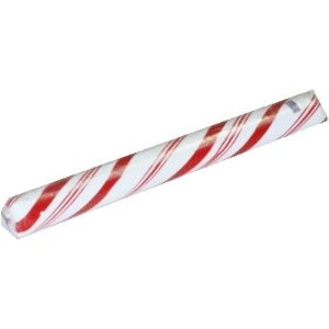 One peppermint stick.