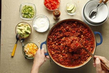Pot of Chili